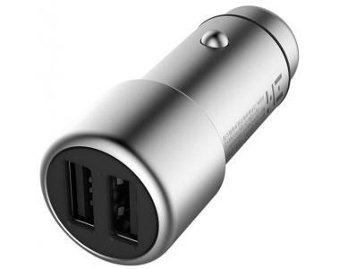 Автомобильное зарядное устройство ZMI Car Charger QC 3.0 AP821 silver