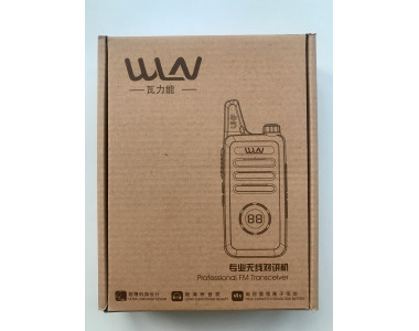 Портативная рация WLN KD-C1 PLUS
