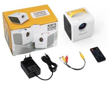 Проектор LED Kids Story Q2 + кабель HDMI 1,5м