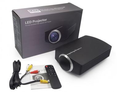 Проектор UNIC YG-500 + кабель HDMI