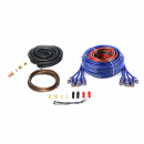Комплект проводов  4AWG ECO (ACV 21-KIT 4-8L) для 4-х канал. усил-ля