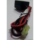 Кабель питания для радиостанций MJ-500/550/555