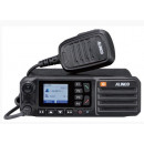 Автомобильная рация ALINCO DR-D18 (GPS)