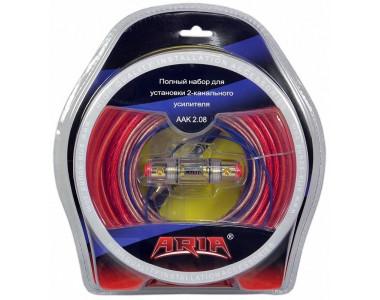 Монт. комплект ARIA AAK 2.08 для 2-х канал. усил-ля