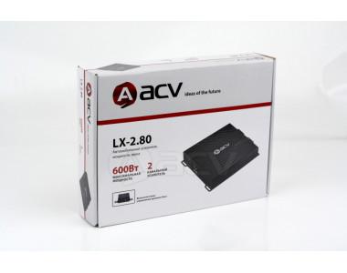 Усилитель ACV LX-2.80