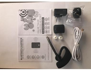 Гарнитура Bluetooth HandsFree для раций