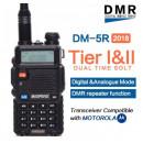 Портативная рация Baofeng DM-5R Plus Tier1 и Tier2