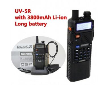 Портативная рация Baofeng UV-5R 8W Capacity