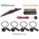 Парковочные радары Blackview PS-4,2-18 Black/Silver