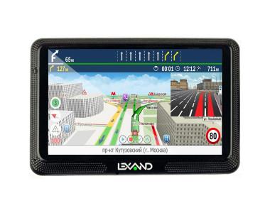 Автонавигатор LEXAND CD-5HD (ПРОГОРОД)