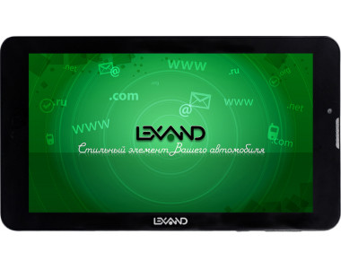 Автонавигатор LEXAND SC-7 PRO HD
