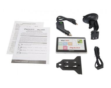 Автомобильный навигатор PROLOGY IMAP-5800