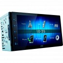 Автомагнитола мультимедиа JVC KW-M24BT 2DIN