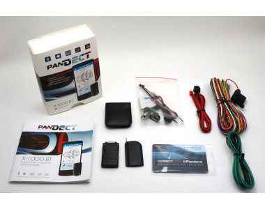 Иммобилайзер Pandect X-1000BT