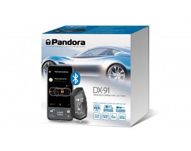 Охранная система Pandora DX 91