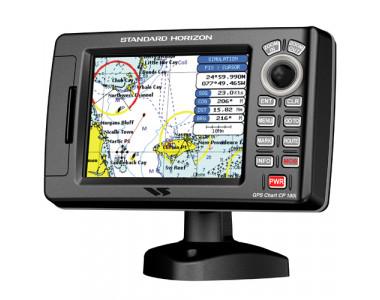 Морской GPS-навигатор Standard Horizon CP180i