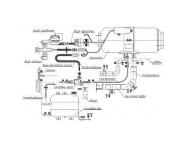 Отопитель Планар 4ДМ2-12, 24