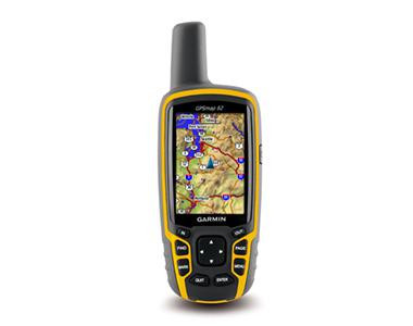 Портативный навигатор Garmin GPSMAP 62 Россия
