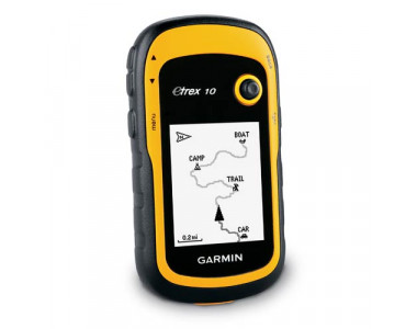 Автомобильный навигатор Garmin eTrex 10