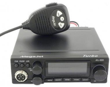 Автомобильная рация MegaJet MJ-600 Turbo