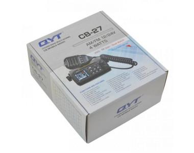 Автомобильная рация QYT CB-27