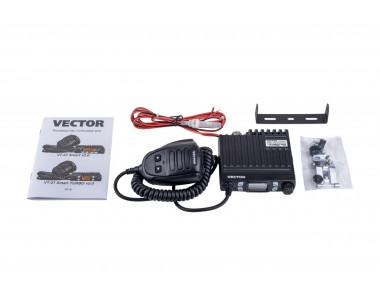 Автомобильная рация Vector VT-27 Smart Turbo
