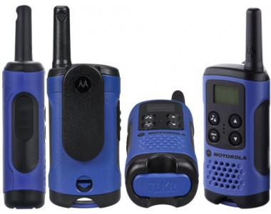 Портативная рация Motorola TLKR-T41