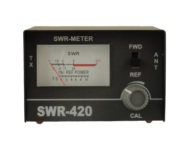 КСВ-метр SWR-420 EURO CB