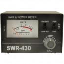 Измеритель КСВ и мощности SWR-430