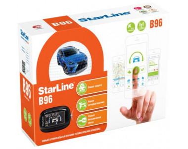 Сигнализация StarLine B96 2CAN+2LIN
