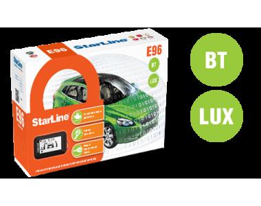 Сигнализация StarLine E96 BT LUX